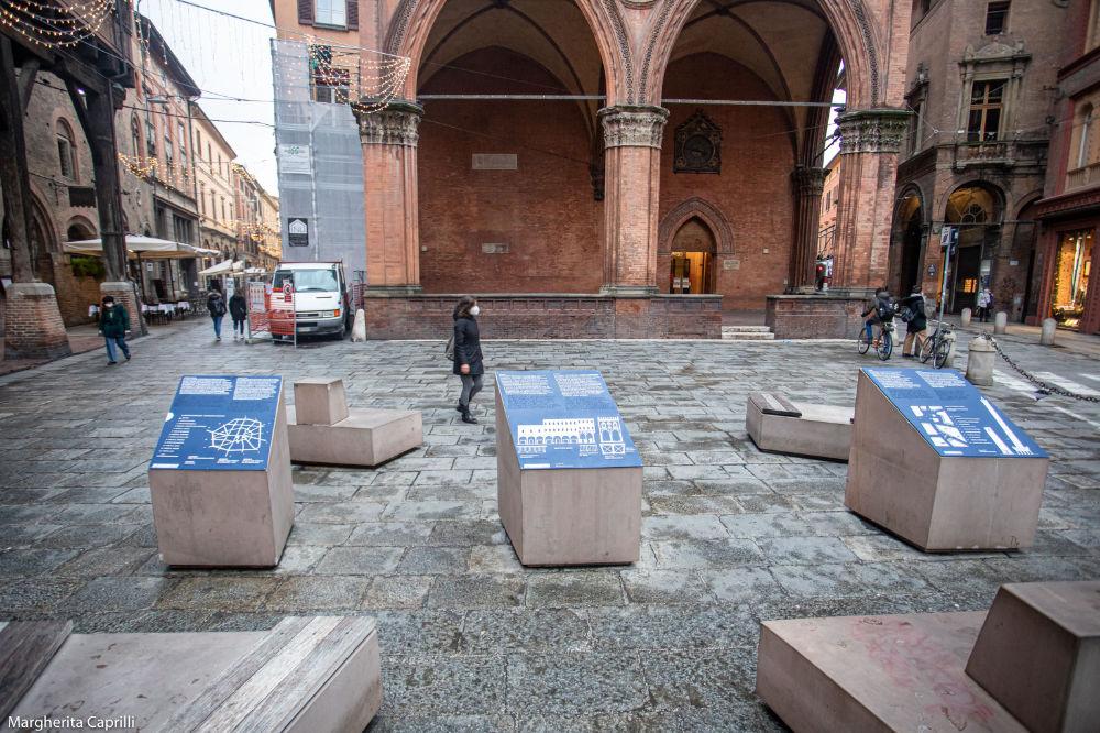 PIazza Rossini Bologna